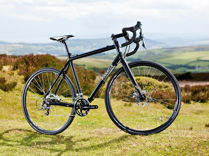 The (cyclo)Cross Revolution - Testing a Pinnacle Arkose Two (1/6)