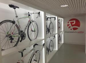 'The Shed' at Maison du Velo