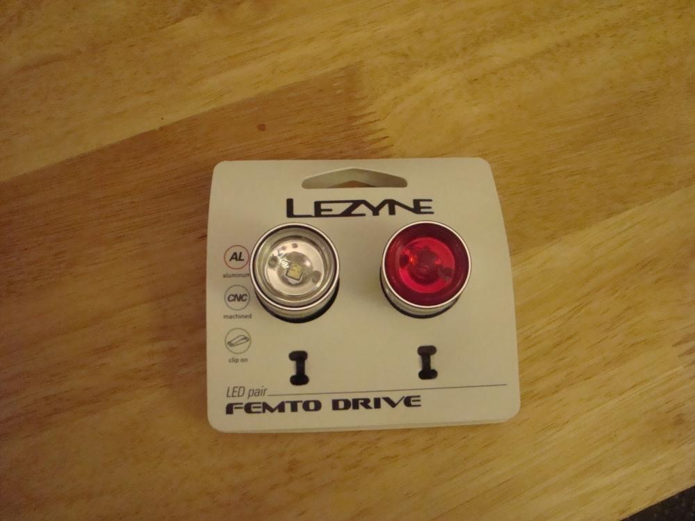 Lezyne Femto Drive vs Zecto Drive  (1/5)