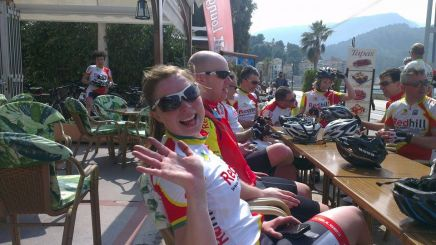 Riding in Majorca,2014