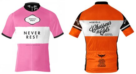 What does your cycling kit say about you?