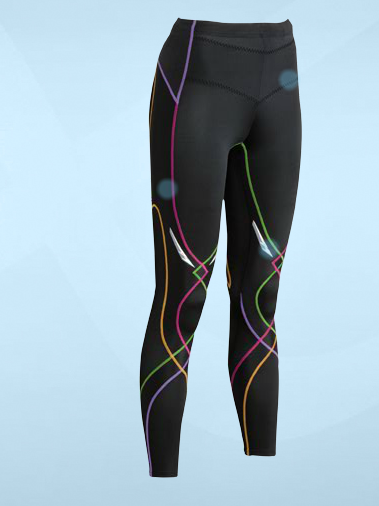 16bcd48d8c5a0c I recently had the pleasure of receiving a pair of CW-X Rainbow Stabilityx  tights from High Octane sports.