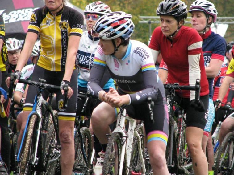 Winner: Louise Mahe, Glyn Durrant