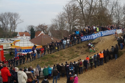 Cyclocross World Cup, Koksijde – sand, frites and Leffe