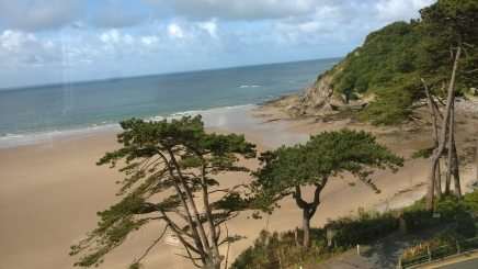 Weekend Away at Caswell Bay (You Should Visit)