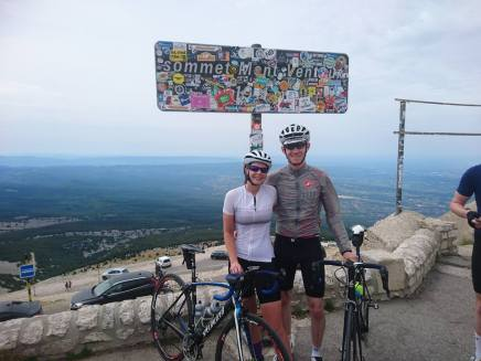 Calais to the Pyrenees, Mont Ventoux and back again