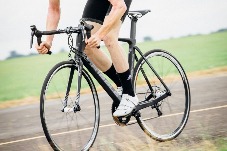 michelle arthurs brennan bikes frame stiffness feature